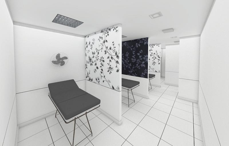 Espaço de massagens Prime Health